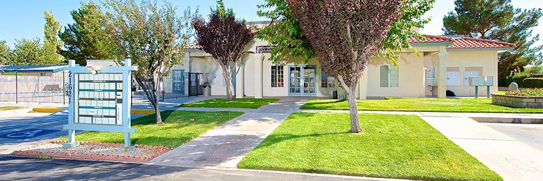 55 Los Angeles Ca Mobile Home Park Mountain View Villas
